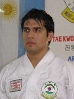 1er Dan Diego Cruz