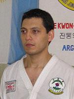 3er Dan Victor Martínez