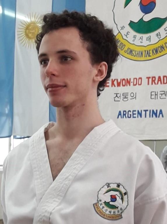 3er Dan Camilo Martinez
